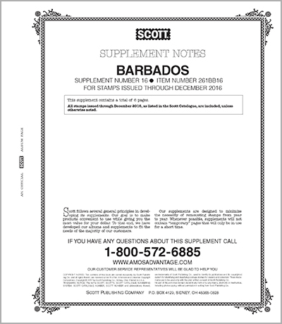 BARBADOS 2016  (7 PAGES) #16
