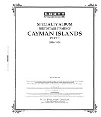 CAYMAN ISLANDS 1996-2006 (42 PAGES)