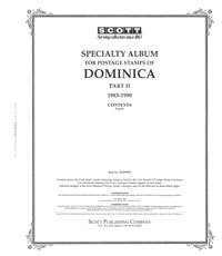 DOMINICA 1983-1990 (85 PAGES)
