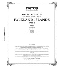 FALKLAND ISLANDS 1996-2006 (66 PAGES)
