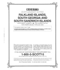 FALKLAND ISLANDS 2000 (8 PAGES) #5