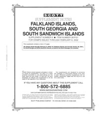 FALKLAND ISLANDS 2001 (6 PAGES) #6