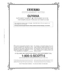 GUYANA 1998 (29 PAGES) #3