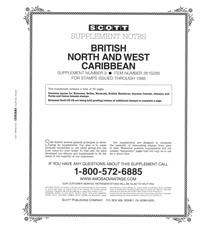 BR. NORTH & WEST CARIBBEAN 1988 #3 (33 PAGES)