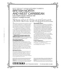 BR. NORTH & WEST CARIBBEAN 1991 #6 (23 PAGES)