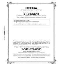 ST. VINCENT 2003 (9 PAGES) #8