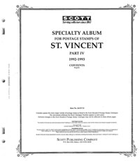 ST. VINCENT 1992-1993 (117 PAGES)