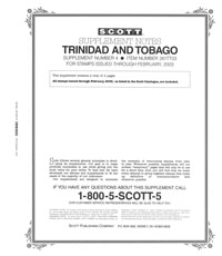 TRINIDAD & TOBAGO 2003 (4 PAGES) #4