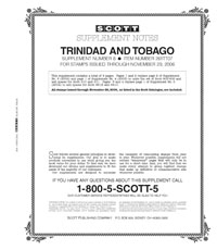 TRINIDAD & TOBAGO 2007 (10 PAGES) #8