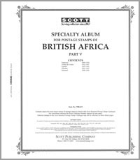 BRITISH AFRICA  PART 5: T-Z (88 PAGES)