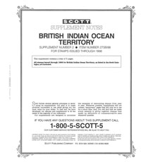 BRITISH INDIAN OCEAN 1998 (4 PAGES) #2