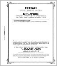 SINGAPORE 2012 (15 PAGES) #16