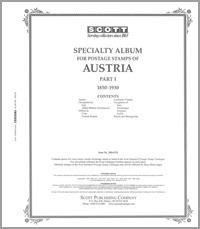 AUSTRIA 1850-1930 (62 PAGES)