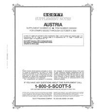 AUSTRIA 1991 (9 PAGES) #23