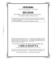 BELGIUM 1997 (10 PAGES) #48