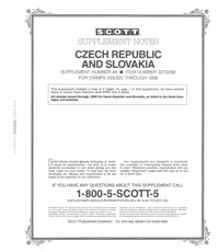 CZECH REPUBLIC 1998 (10 PAGES) #49