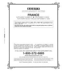 FRANCE 2002 (18 PAGES) #37