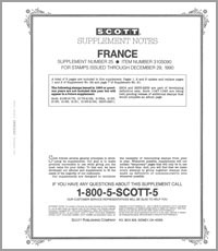 FRANCE 1990 (11 PAGES) #25