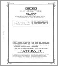 FRANCE 1991 (7 PAGES) #26