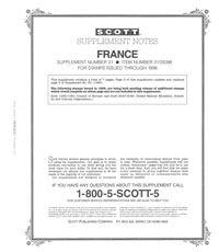 FRANCE 1996 (8 PAGES) #31