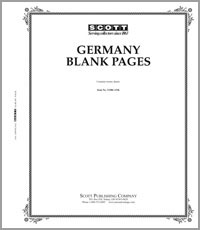 BLANK PAGES: GERMANY (20 PAGES)