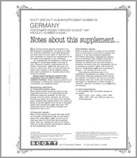 GERMANY 1991 (7 PAGES) #25