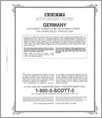 GERMANY 1994 (13 PAGES) #28