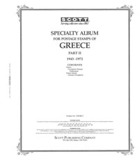 GREECE 1943-1972 (54 PAGES)