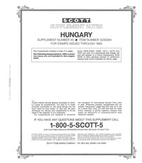 HUNGARY 1994 (6 PAGES) #45