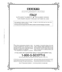 ITALY 2000 (12 PAGES) #51