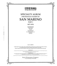 SAN MARINO 1877-1976 (94 PAGES)