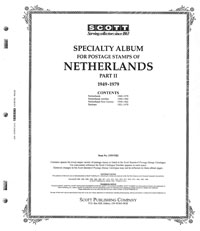 NETHERLANDS 1949-1979 (138 PAGES)