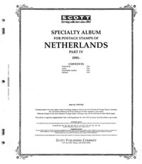 NETHERLANDS 1991-1997 (82 PAGES)