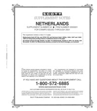NETHERLANDS 2001 (12 PAGES) #52