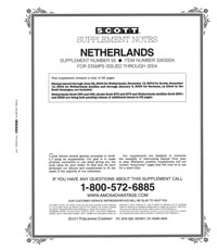NETHERLANDS 2004 (27 PAGES) #55