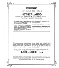 NETHERLANDS 1993 (12 PAGES) #44