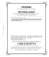 NETHERLANDS 1998 (18 PAGES) #49