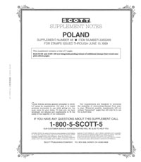 POLAND 1999 (6 PAGES) #48