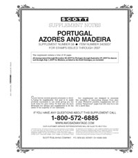 PORTUGAL 2007 (26 PAGES) #58