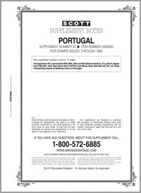 PORTUGAL 1982 #33 (14 PAGES)