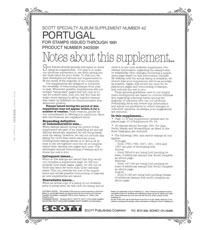 PORTUGAL 1991 (27 PAGES) #42