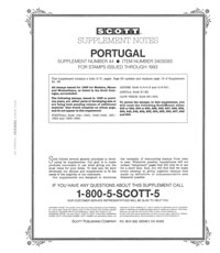 PORTUGAL 1993 (34 PAGES) #44