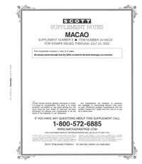 MACAO 2002 (10 PAGES) #3