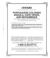 PORTUGUESE COLONIES 2000 (46 PAGES) #51