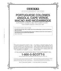 PORTUGUESE COLONIES 1997 (21 PAGES) #48