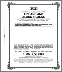 FINLAND & ALAND ISLANDS 2015 (13 PAGES) #20