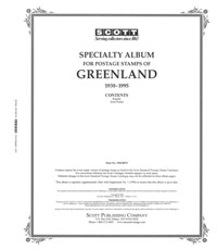 GREENLAND 1938-1995 (26 PAGES)