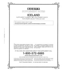 ICELAND 2001 (6 PAGES) #6