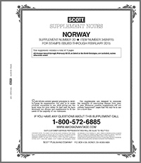 NORWAY 2015 (4 PAGES) #20