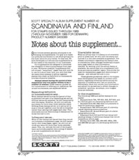 SCANDINAVIA 1989 (24 PAGES) #40